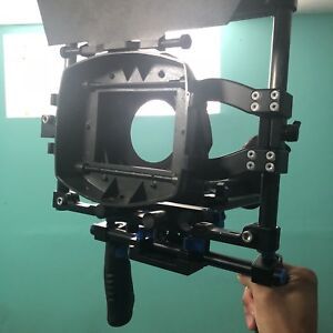 CINEVATE Titan Matte Box (Fits ANY Camera) — Open to Offers