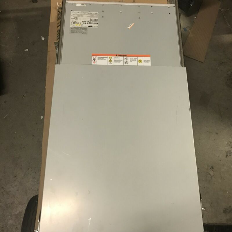 Dell EqualLogic PS6500 SAN iSCSI Storage System SAS PS6500