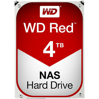 WD 4 TB Red™ BULK, Interne Festplatte, 3.5 Zoll