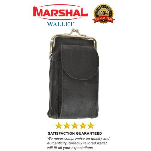 Marshal Leather Black 100