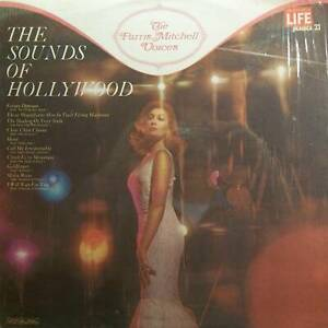 Vinyl LP: PARRIS MITCHELL VOICES: The Sounds Of Hollywood 1965