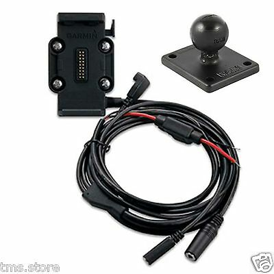 Garmin Motorcycle Mount & Power Cable for Zumo 660LM, BMW Navigator IV 010112703