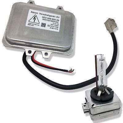 Xenon Ballast & D1S Bulb Kit For Chrysler Pacifica 07-08 / Subaru Tribeca 08-12