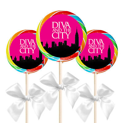 12 Diva Sex in the City Bachelorette Birthday Party 2.5