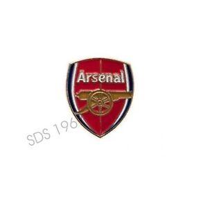 Arsenal FC Enamel Crest Pin Badge Brand New