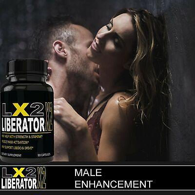 LX2 Liberator LX Male Enhancement Supplement Advanced Enhancing Pills for Men... 5