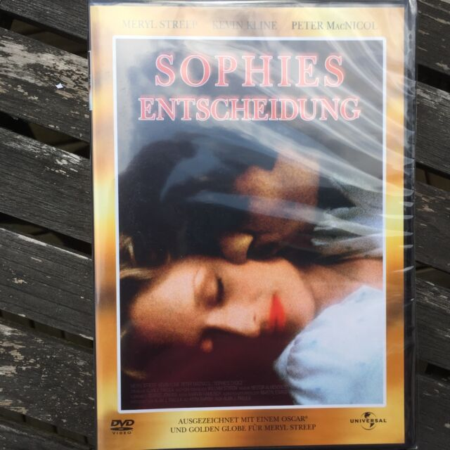 Sophies Entscheidung - Classic Collection - DVD - NEU