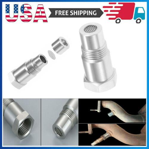 Car CEL Fix Check Engine Light Eliminator Adapter - Oxygen O2 Sensor M18X1.5 USA