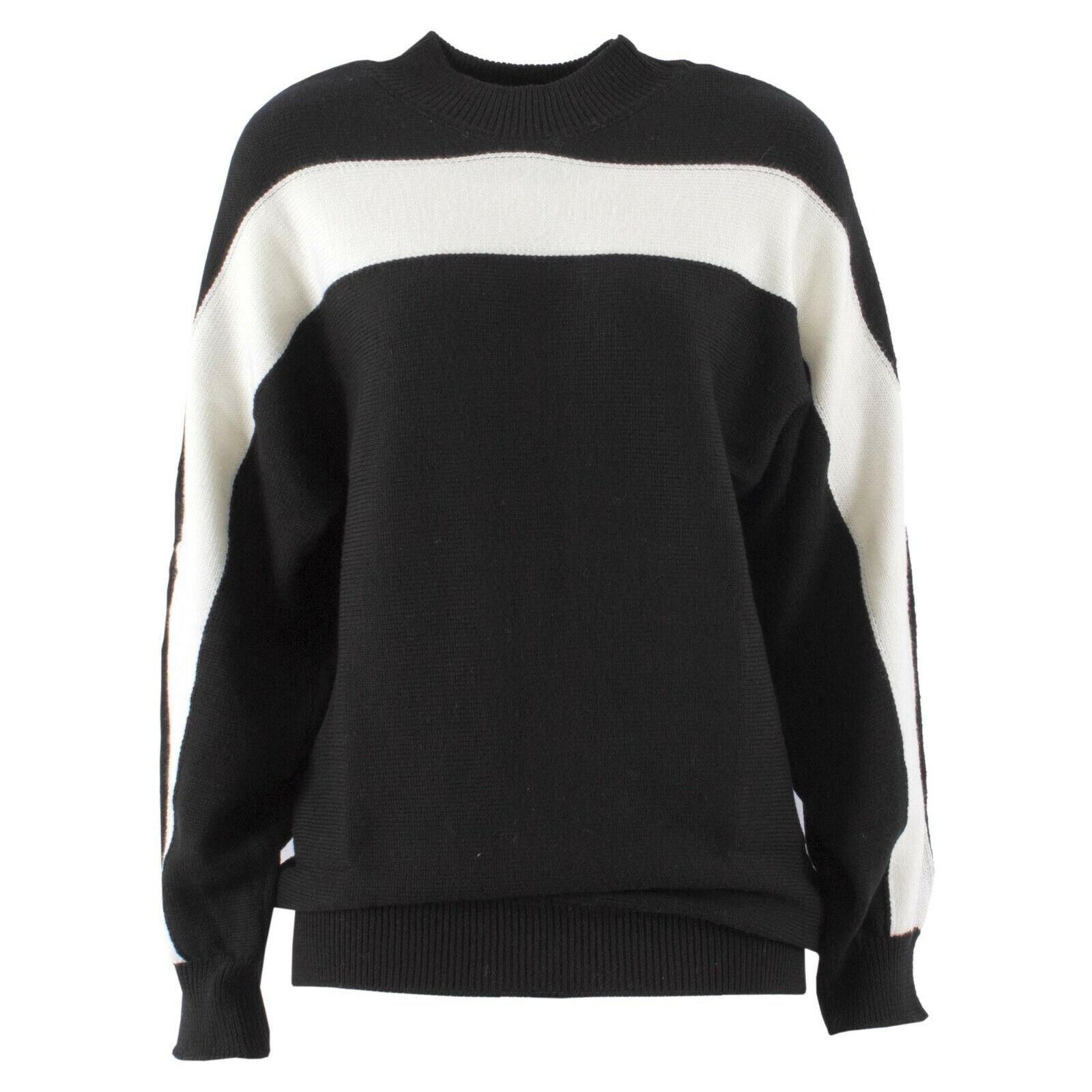 MANDALA Damen Oversize Yoga-Pullover SH12KN05 Schwarz / S (36) / Jumper