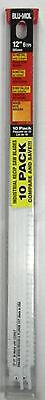 Blu Mol 12 X 6Tpi Reciprocating Saw Blades 6483 10Pcs