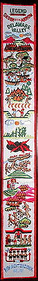 Order of the Arrow WHITE Background OA Legend Strip - Boy Scouts of America