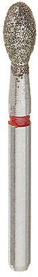 Supr Multi-use Diamond Burs Egg 379023f Fine Grit 20 Burs