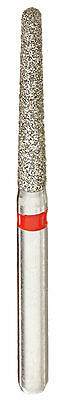 Supr Multi-use Diamond Burs Round End Taper 850016f Fine Grit 20 Burs