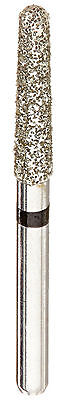 Supr Multi-use Diamond Burs Round End Taper 856l018sc Super Coarse 20 Burs