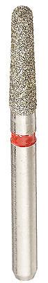Supr Multi-use Diamond Burs Round End Taper 856018f Fine Grit 20 Burs