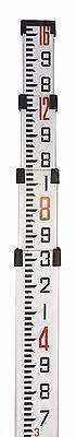 16 Northwest Aluminum Survey Level Rod Stick 10ths Nar16t