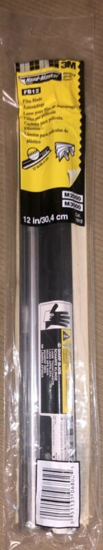 NEW 3M 12 Inch Film Blade