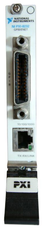 National Instruments Ni PXI-8232 Gigabit Ethernet Schnittstelle