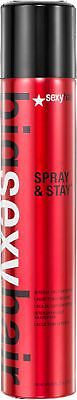 Sexy Hair Concepts Big Sexy Hair Spray - Stay, Intense Hold 9 oz (Pack of 3)