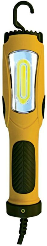 Bright Corded Led Work Light Emergency Trouble Lamp W/ Hook