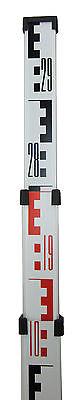 3 Meter 9 Ft Northwest Aluminum Survey Level Rod Stick Metric Nar09m