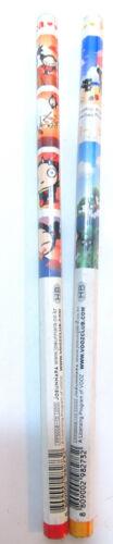 (2) Pucca voozvlub HB Pencils Korea 2002  Pucca / Maru Funny Lovestory