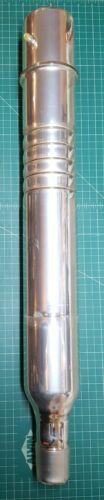 Oldershaw Distillation Column-Internal Tray-Vacuum Jacketed-Silvered-Glass 55/50