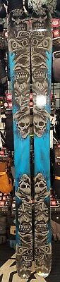 K2 OBSETHED 189CM WIDE BIG MOUNTAIN TWIN TIP SKIS, NEW, used for sale  Seattle