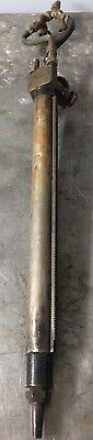 Oxweld C-67 Blowpipe Machine Cutting Torch Pipe Welding Usa Made