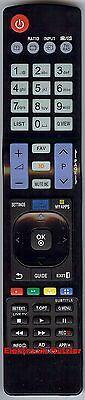 Ersatz Fernbedienung für LG AKB73615362 passend für alle LG 3D Smart TV