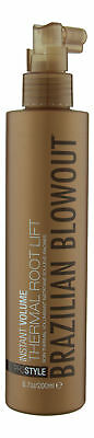 Brazilian Blowout Instant Volume Thermal Root Lift 6.7 oz. Hair Styling Product Thermal Hair Products