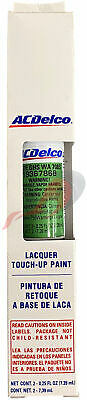 Genuine GM ACDelco Synergy Green Touch Up Paint Code WA708S GHS