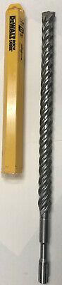 Dewalt 1-18 X 22 Spline Drill Bit New Dw5726