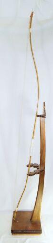 """Kyudo Bow Nobisun 16kg glass """"Jikishin Ⅲ bamboo"""" (JBB025) Made in Japan"""