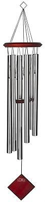 Woodstock Encore Collection Silver Chimes of Earth Windchime