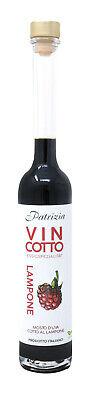 Vincotto Lampone - Frambuesa Vinagre - De Patrizia De Sizilien 100ML -...