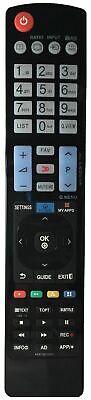 Ersatz Fernbedienung für LG AKB73756502 3D LED TV Fernseher Remote Control
