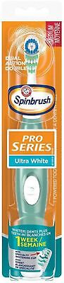 ARM & HAMMER Spinbrush Pro Series Ultra White Toothbrush, Me