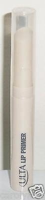 Ulta Lip Primer - CLEAR - 0.06oz Full Size / BRAND NEW SEALED