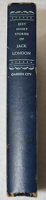 Best Short Stories of Jack London 1953 Hardcover Vintage