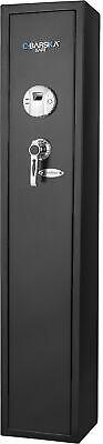 Barska Quick-Access Biometric Safe, Matte Black - AX11652 Gun Cabinet
