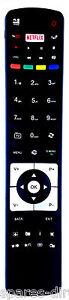 Luxor LUX0142003/01 / LUX0150004/01 TV Remote Control