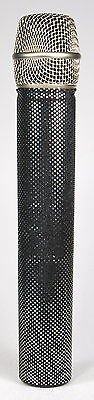 MicFX LASER CUT BLACK MICROPHONE SLEEVE / FITS WIRELESS MICR