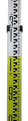 5 Meter (16') Northwest Aluminum Survey Level Rod Stick METRIC NAR5MM