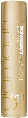 Toni&Guy Glamour Firm Hold Hairspray, 7.5 Fluid Ounce by Toni & (Toni & Guy Glamour Firm Hold Hairspray)