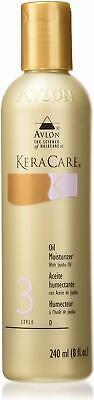 Avlon KeraCare Oil Moisturizer with Jojoba Oil, Style 3, 240ml/8 fl. oz.