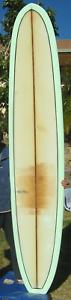 Vintage Gordon Woods Surfboard. Fully Restored. 1965/66.
