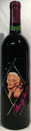 1988 Marilyn Merlot Monroe Napa Valley Red Wine Nova Wines  750 ml REDUCED $$!!