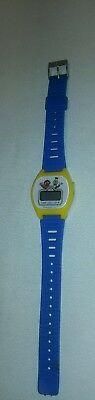 sesame Street bert and ernie digital watch