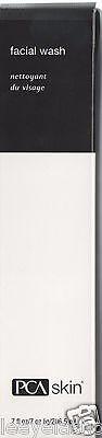 PCA Skin Facial Wash Full Size 7 fl oz / 206.5 mL NIB AUTH - EXP 07/18